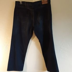 Izod jeans 44×30 relaxed fit like new